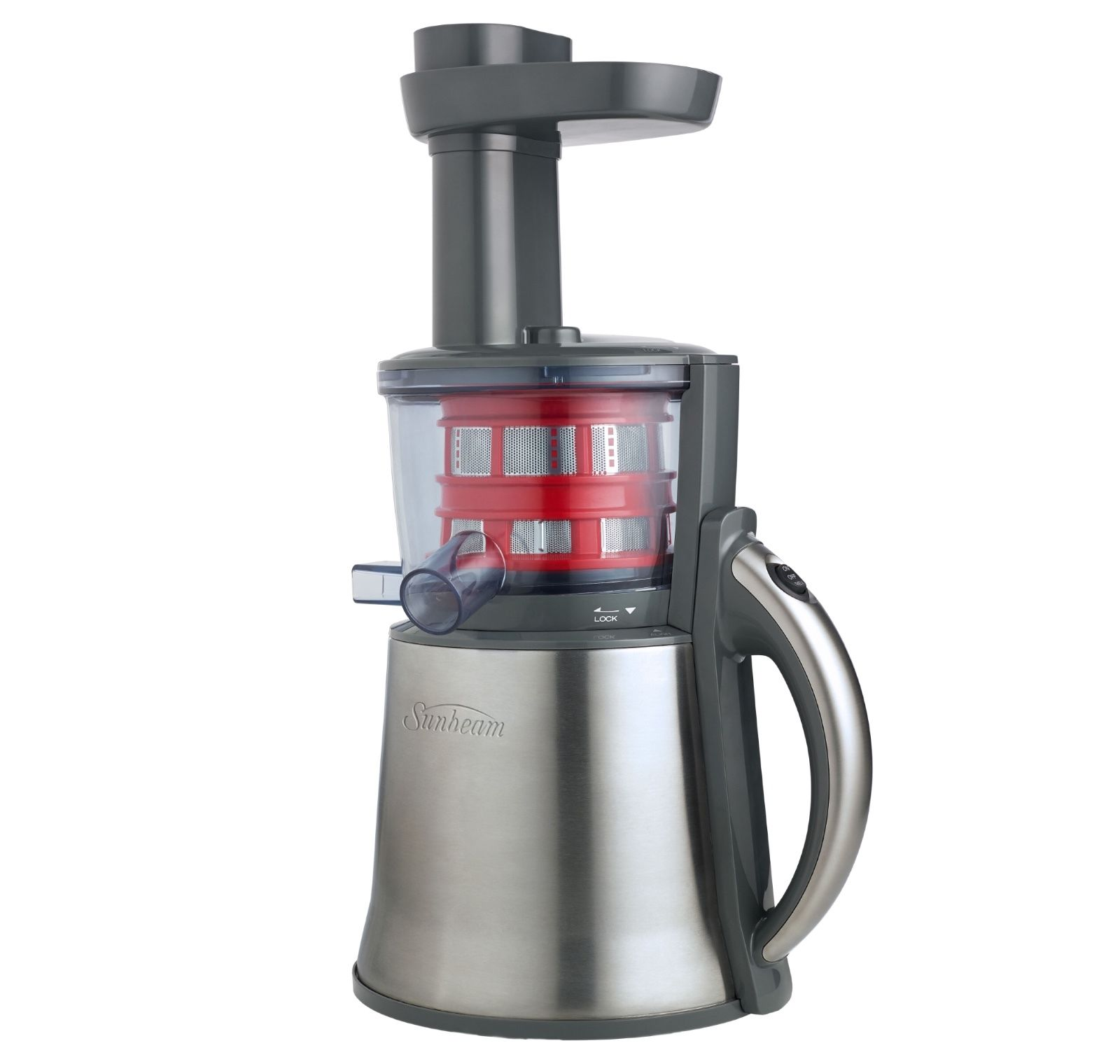 Je9000 Slow Juicer Stainless Steel : Sunbeam JE9000 Slow Juicer eBay